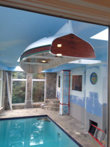 West Vancouver Indoor Swimming Pool