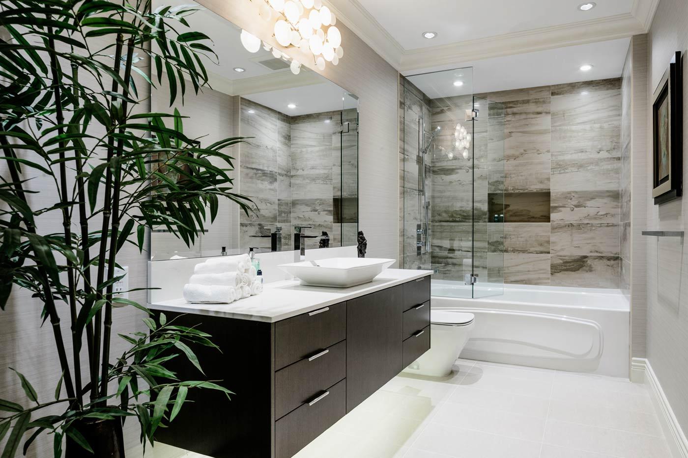 Large Bathroom Renovation