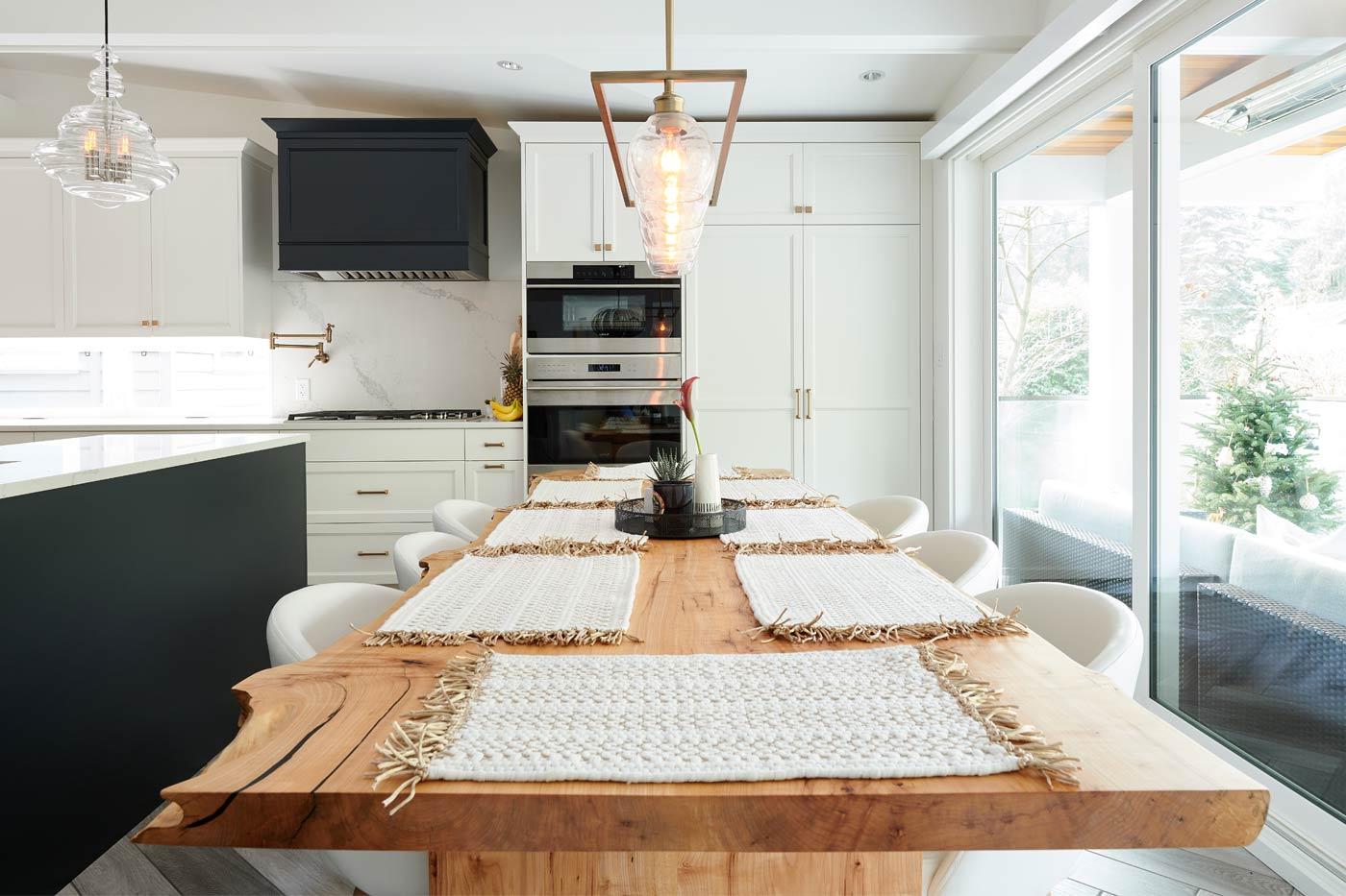 Kitchen Reno - North Shore Vancouver